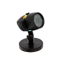 STAR SHOWER SLIDE SHOW - Projecteur LED-