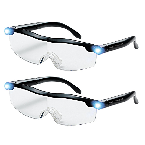 video ULTRA VUE - Lunettes Grossissantes x2
