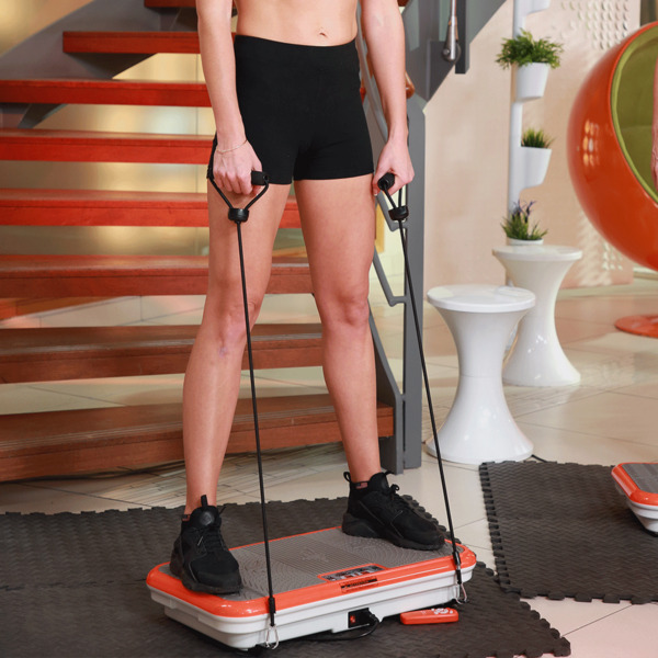 video VIBRO SHAPER - Plateforme de Fitness